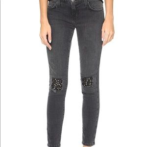 Current Elliot The Stiletto Nighthouse Jeans 28